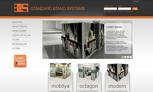 3S Standard Stand Systems - <a href=http://www.3s-stand.com>www.3s-stand.com</a>